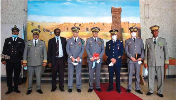 Commission militaire mixte Maroc-Mauritanie