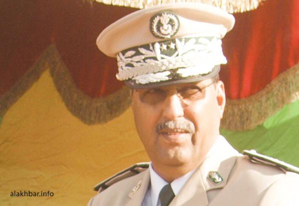 Un nouveau chef de la Gendarmerie