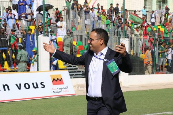 Présidence CAF : la Mauritanie écarte tout désistement de son candidat