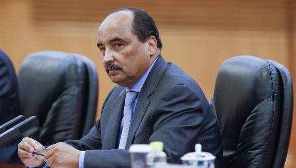 L'ex président Aziz convoqué de nouveau par la police anticorruption
