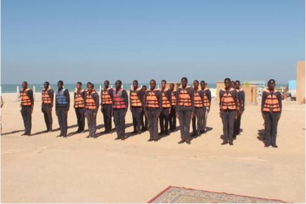 Cent pêcheurs artisans parachèvent leur formation en vue de l'insertion dans la vie professionnelle