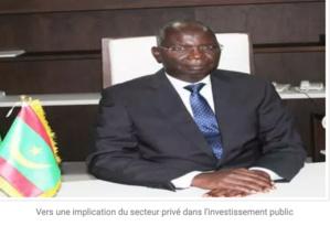 Vers une implication du secteur privé dans l'investissement public