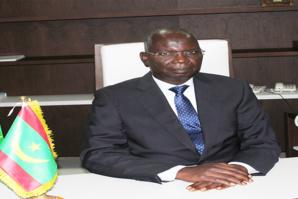 Ousmane Mamoudou Kane, ministre de l'économie