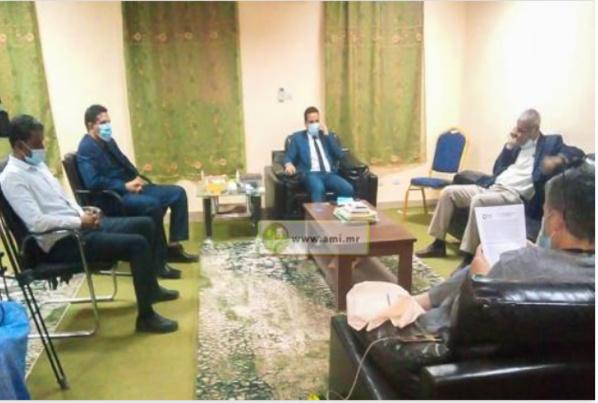 Hodh Echargui : Renforcer la coopération entre le Conseil régional et l'Agence Française de Développement