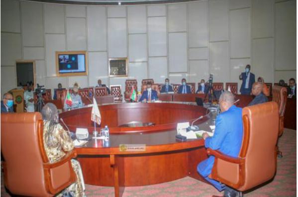 Le conseil des ministres de l'OMVS tient sa 63e session extraordinaire
