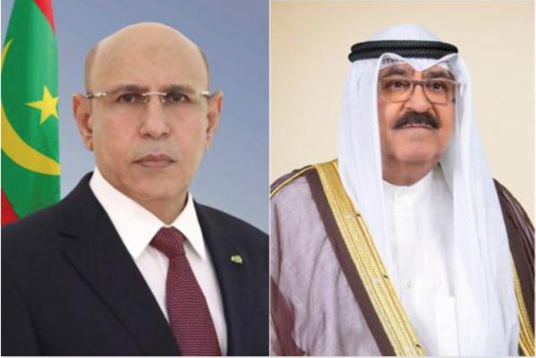 Le Président de la République félicite le Prince héritier du Koweït