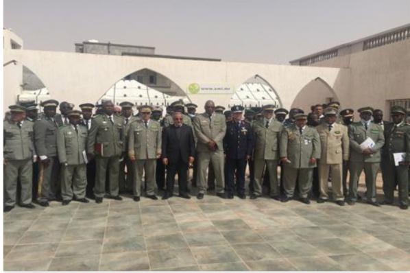 Une délégation du Collège de défense du G5 Sahel visite la zone franche Nouadhibou