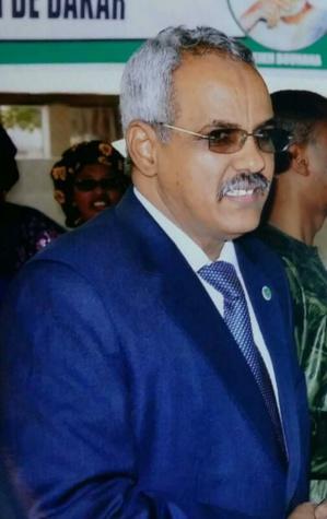 Portrait : Cheikhna Ould Nenni, d'homme de médias à diplomate chevronné