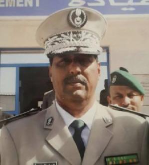 Gendarmerie nationale : le nouveau Chef d'Etat- major Ould Ahmed Aicha révolutionne le corps