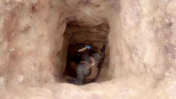 Orpaillage artisanal, futur facteur de crise en Mauritanie  ?
