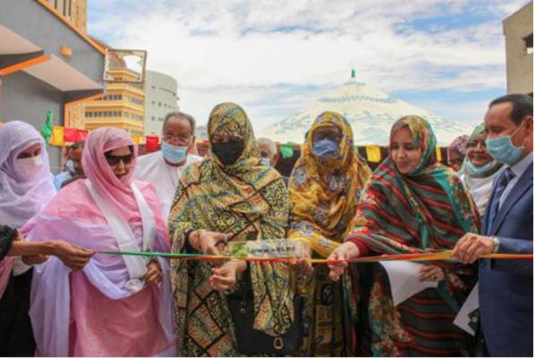 Nouakchott : Inauguration d'une banque pour l'Union des entreprises féminines