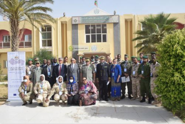 Force conjointe: Formation des formateurs en droits de conflits armés et en droits humains