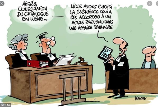 Collège des avocats de l'État mauritanien, Partie Civile dans le dossier Corruption: Communiqué