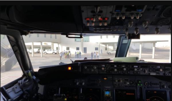 Insécurité à l'aéroport : la presse internationale reprend l'insensée bourde de l'agence mauritanienne d'information…