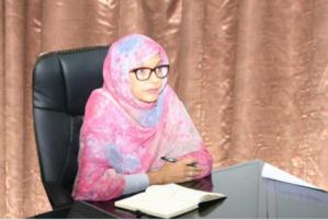 Kiffa: La ministre de l'Environnement tient une réunion avec les acteurs du secteur de l'environnement au niveau de l'Assaba