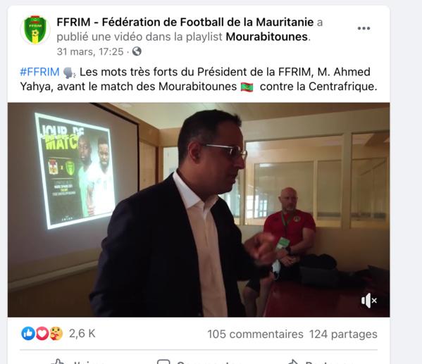 Révisionnisme jusqu'à la FFRIM : Le triomphe d'Ahmed Yahya n'existerait pas sans les victoires de Corintin Martins
