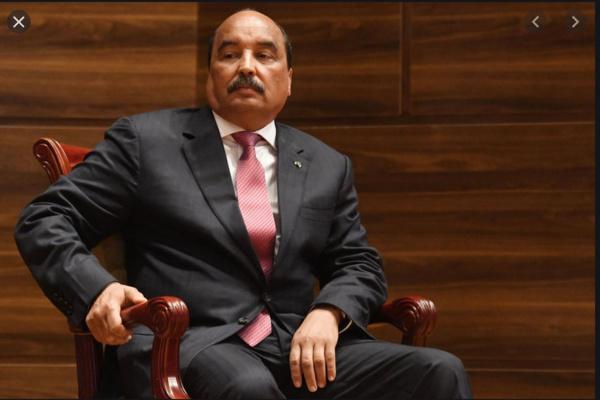L'adhésion de l'ancien président Aziz au parti Ribat officialisée ce vendredi
