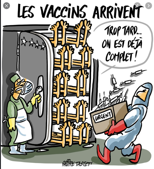L'inde va offrir à la Mauritanie près de 70.000 vaccins anti-covid