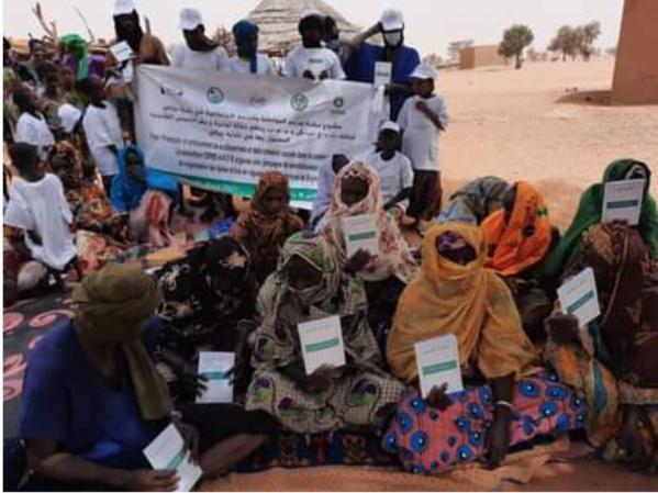 Boghé: le consortium Coopérative Sylvo-pastoral Boghé Est-ADB en campagne de sensibilisation des citoyens et citoyennes sur le code du statut personnel