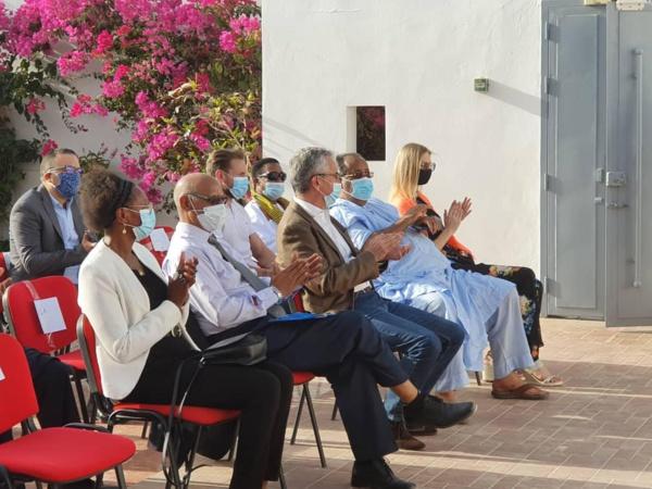 Le Marathon de Nouadhibou honore des personnalités nationales