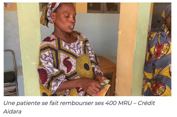 Forfait obstétrical en Mauritanie : une affluence massive au centre de santé de Sélibaby