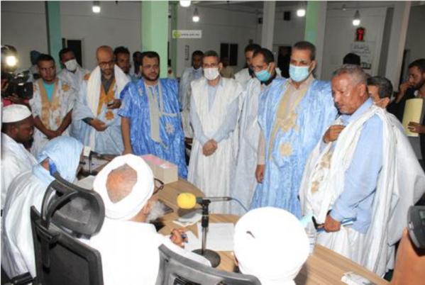 Radio Mauritanie : Inauguration du siège de la station radiophonique en charge de la diversité