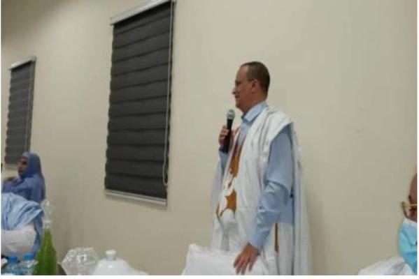 Le ministre des Affaires étrangères organise un Iftar Sayem en l'honneur du staff diplomatique