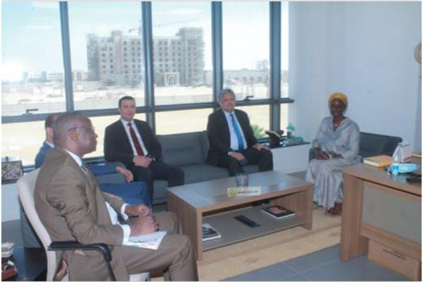 Examen des opportunités d'investissement en Mauritanie