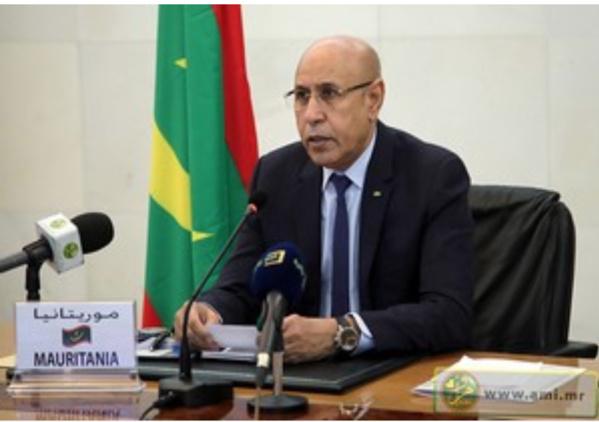 Mort de Déby: la Mauritanie salue ses efforts pour la sécurité au Sahel