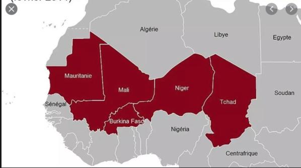 Le secrétariat exécutif du G5 Sahel apporte son soutien à la transition au Tchad