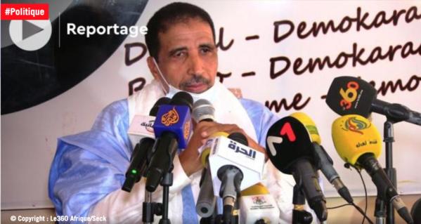 Le leader de l'UFP déplore la persistance d'une crise multidimentionnelle