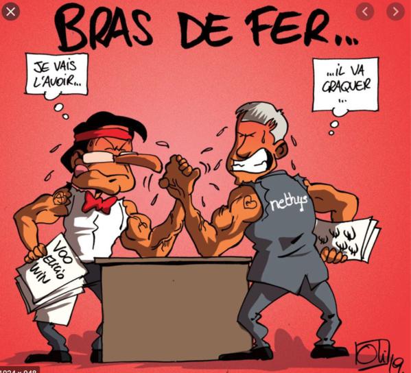 Bras-de-fer entre Taleb Sid'Ahmed et Ahmed Ould Yahya Le stade de Nouadhibou, source de conflit !