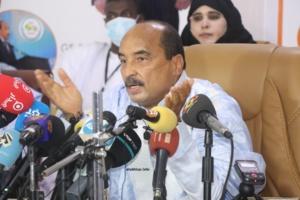 """L'ex-président Ould Abdel Aziz se dit """"victime d'acharnement politico-tribal"""""""