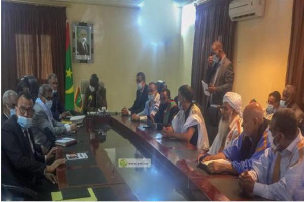 Le ministre de l'Intérieur affirme la volonté des pouvoirs publics d'assurer la sécurité et de protéger le citoyen