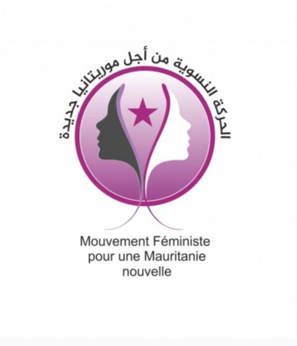 Déclaration à l'occasion de la constitution d'un cadre politique dénommée féminin « MOUVEMENT FEMINISTE POUR UNE MAURITANIE NOUVELLE »