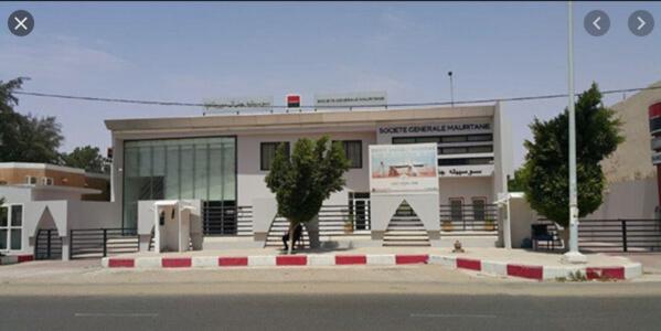 Communiqué de presse : Société Générale Mauritanie