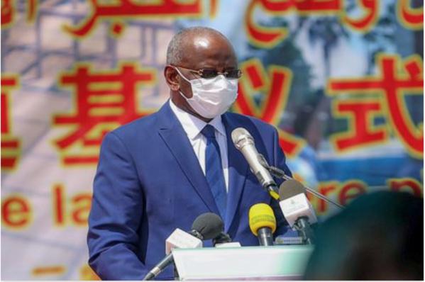 Le ministre de l'Intérieur déclare: «Le système de sécurité et de surveillance publique de Nouakchott s'inscrit dans les efforts de modernisation des services de sécurité»