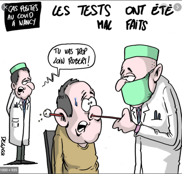 Recrudescence des cas de contaminations quotidiennes au Covid en Mauritanie