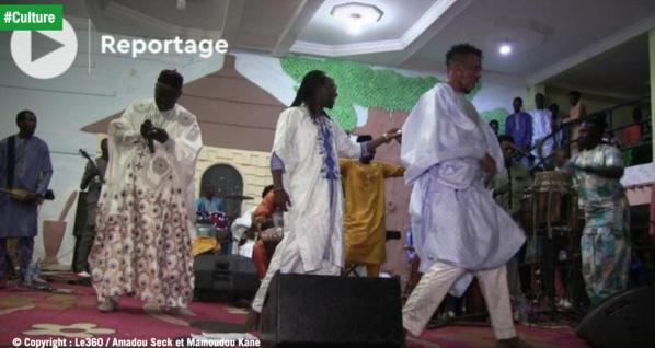 """Soirée de Korité à Nouakchott : le chanteur Saidou Nourou Gaye et sa bande déchire à la """" Case """""""