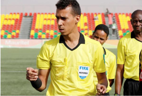 JO Tokyo 2020 : Dahane Beida, l'arbitre Mauritanien sera de la partie
