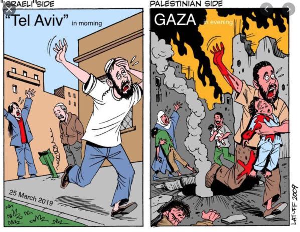 L'UPR appelle à une mobilisation populaire pour soutenir les palestiniens