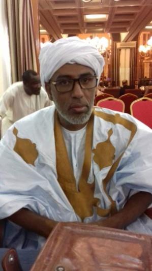 Palestine: Réaction du président du forum des Oulemas de Mauritanie, Dr. Cheikh ould Zeine