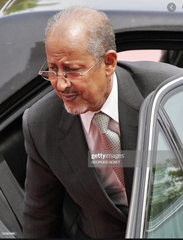 Arafat : le conseil municipal baptise la route principale au nom de Feu Sidi Mohamed Cheikh Abdallahi