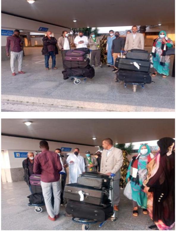 Des mauritaniens bloqués à l'aéroport de Tunis-Carthage après l'annulation sans préavis d'un vol de la MAI