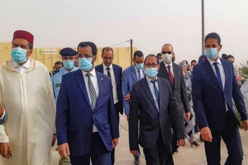 Nouakchott: Rénovation du Centre Culturel Marocain et de la Mosquée Hassan II