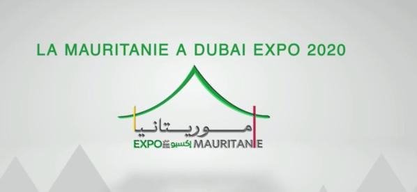 VCOM révise le logo officiel de la Mauritanie pour Dubaï 2020
