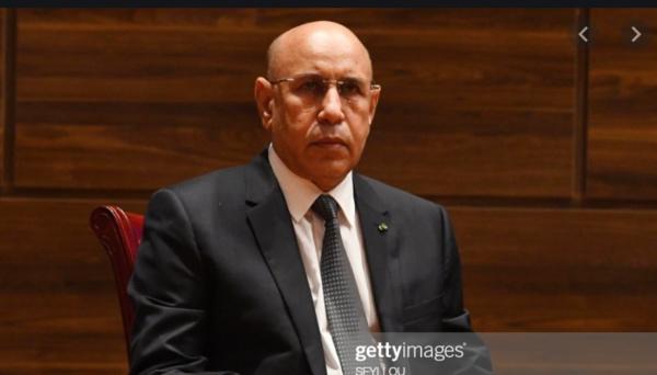 Le président Ghazouani préside un Conseil Supérieur de Sécurité