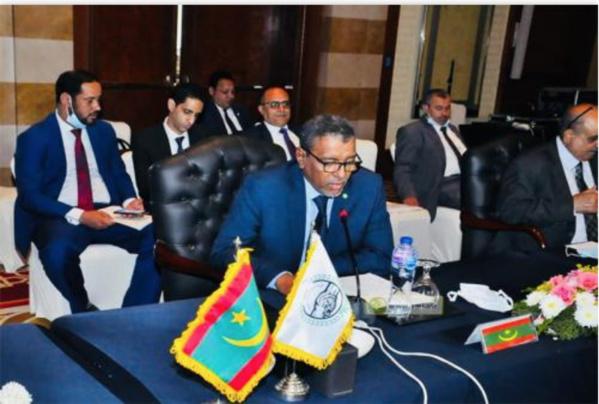 Le nouveau secrétaire général du conseil de l'unité économique arabe installé dans ses fonctions
