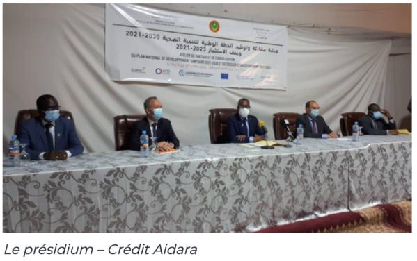 Plan national de développement sanitaire 2021-2030, les experts se penchent sur le draft