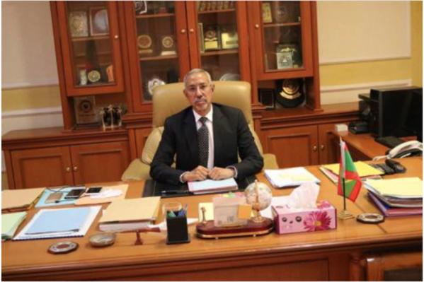 Le ministre de la Défense regagne Nouakchott en provenance de la capitale ivoirienne